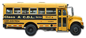 School Bus Training Course