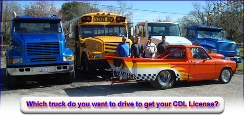 Class A Cdl Cdl Training In Houston